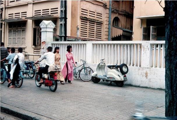 Chiêm ngưỡng nét đẹp phụ nữ qua bộ ảnh Sài Gòn xưa - Hình 5