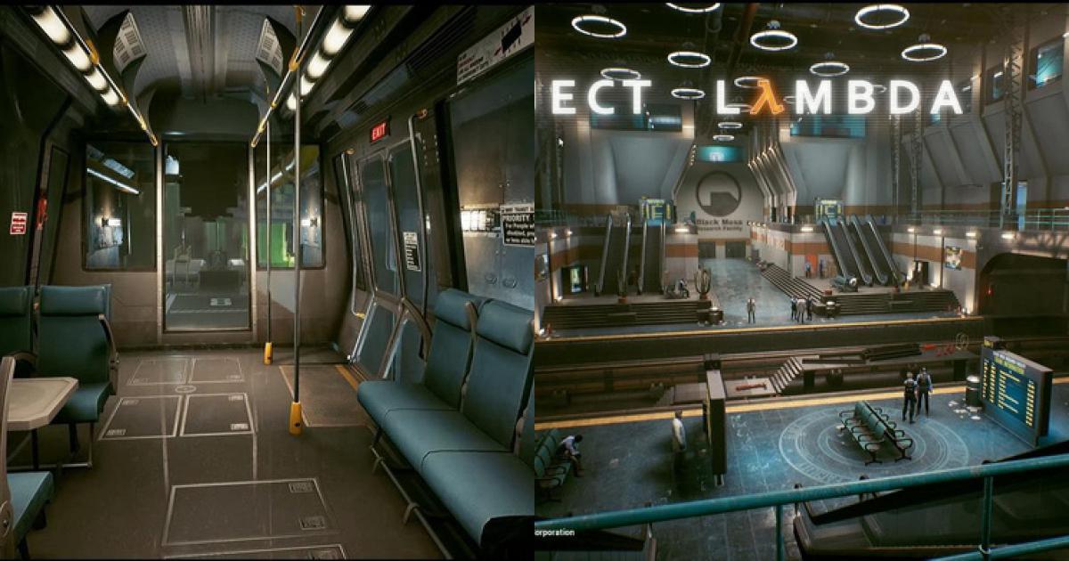 Tin vui cho game thủ: Xuất hiện bản remake của Half-Life trên nền
