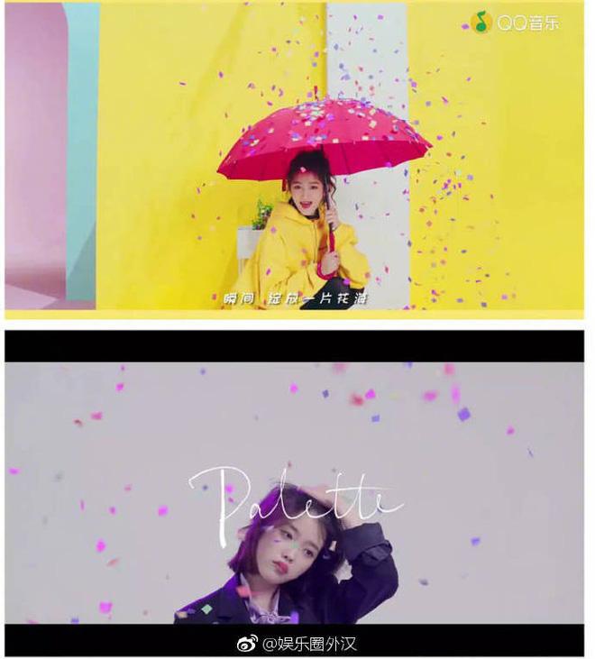 Bạn gái Luhan vừa ra bài hát đầu tay đã bị tố đạo nhái ý tưởng từ 2 MV của IU - Hình 3