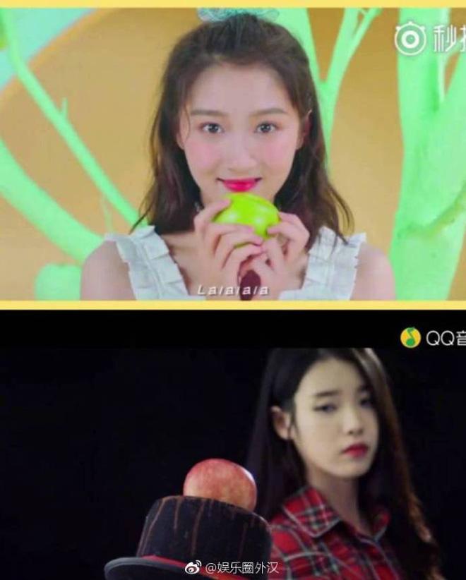 Bạn gái Luhan vừa ra bài hát đầu tay đã bị tố đạo nhái ý tưởng từ 2 MV của IU - Hình 5