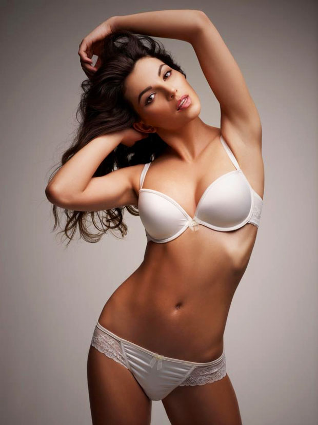 Ngắm cô nàng Nadya Nepomnyashaya diện bikini sexy - Hình 15