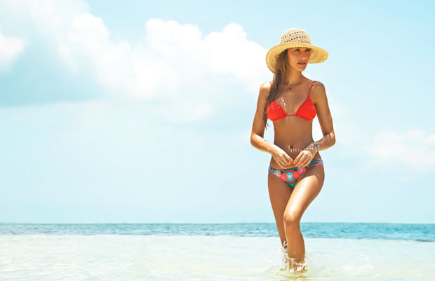 Cùng ngắm người mẫu bikini Simone Villas Boas - Hình 11