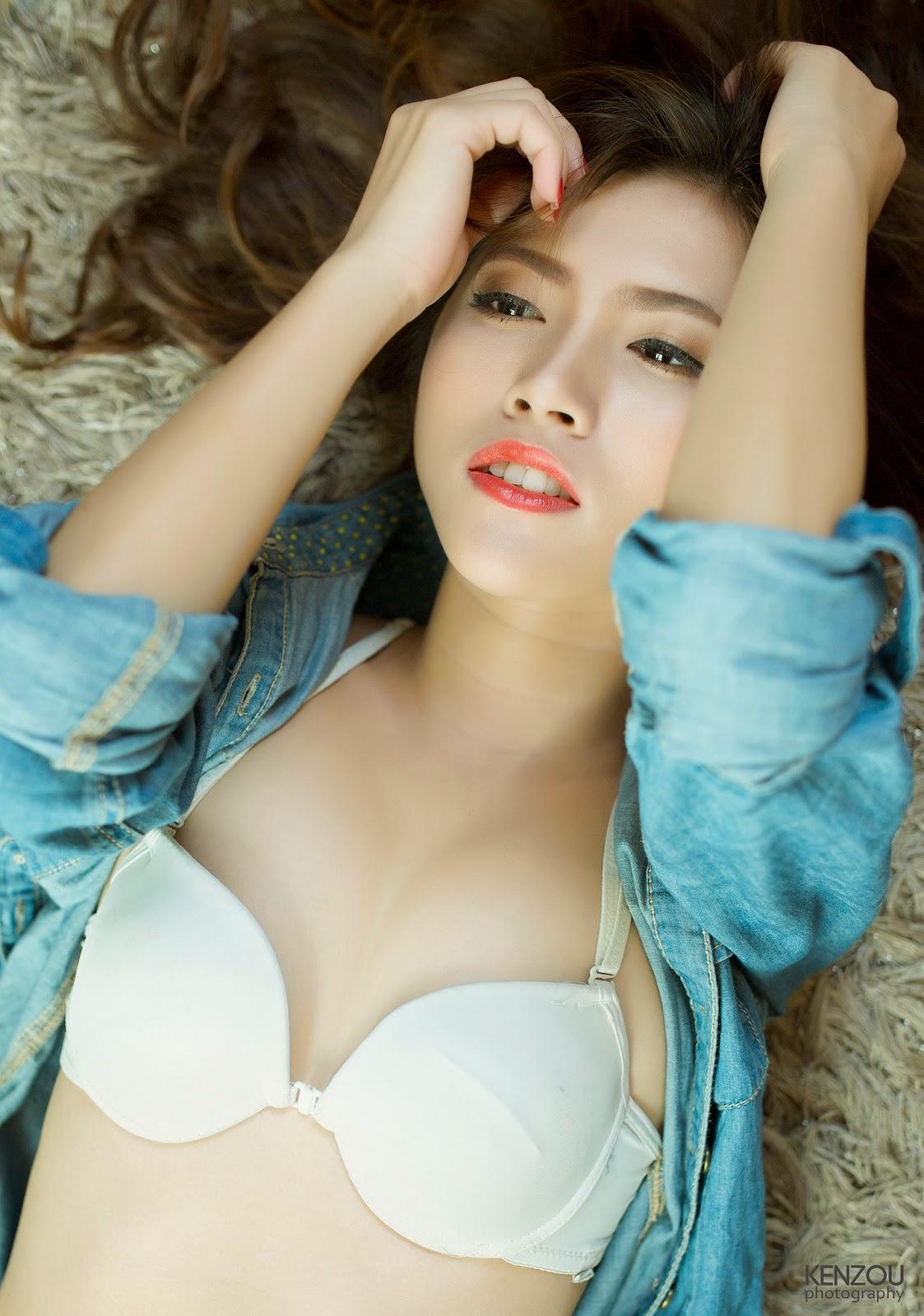 Cùng ngắm gái xinh với jeans cá tính & quyến rũ - Hình 8