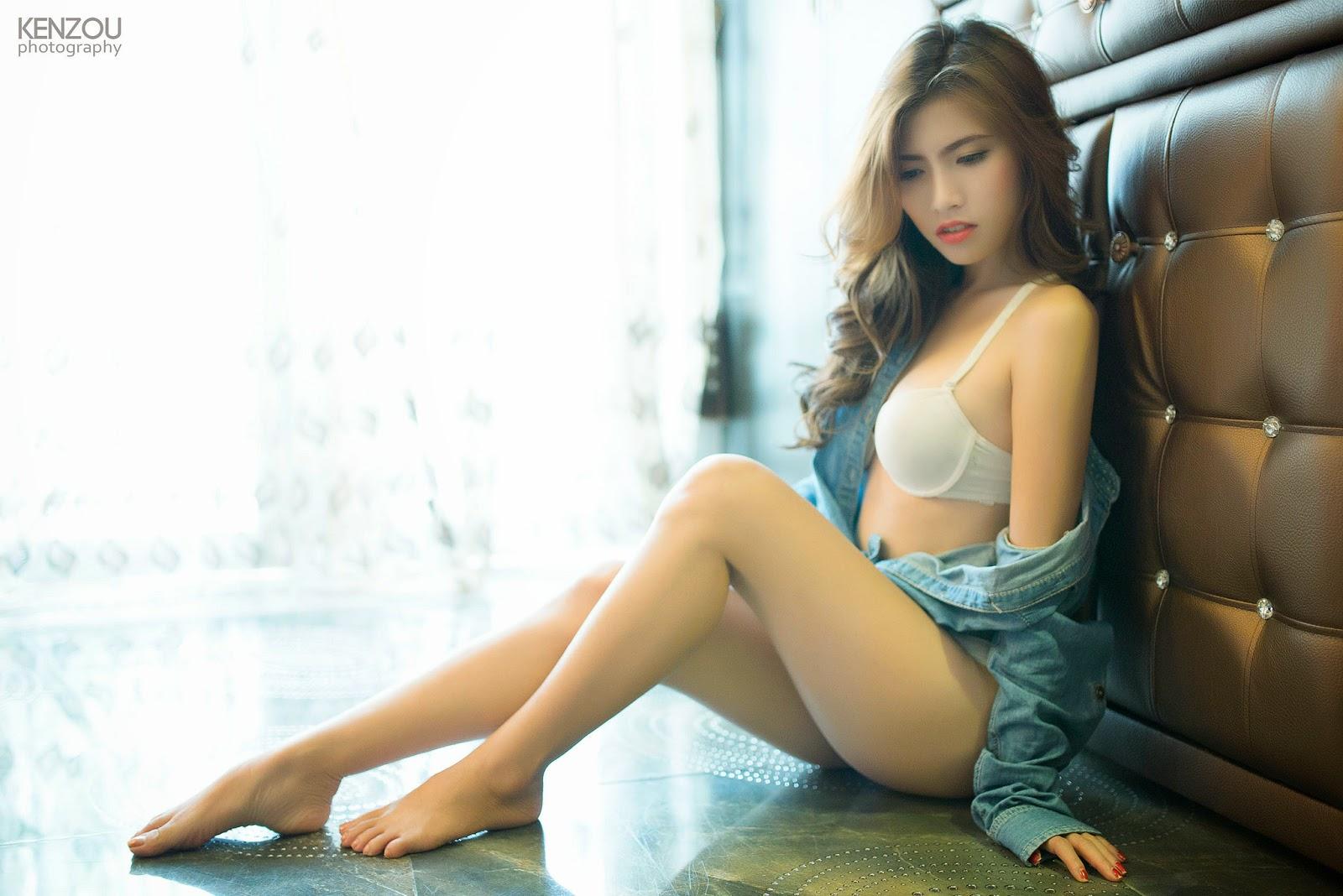 Cùng ngắm gái xinh với jeans cá tính & quyến rũ - Hình 12