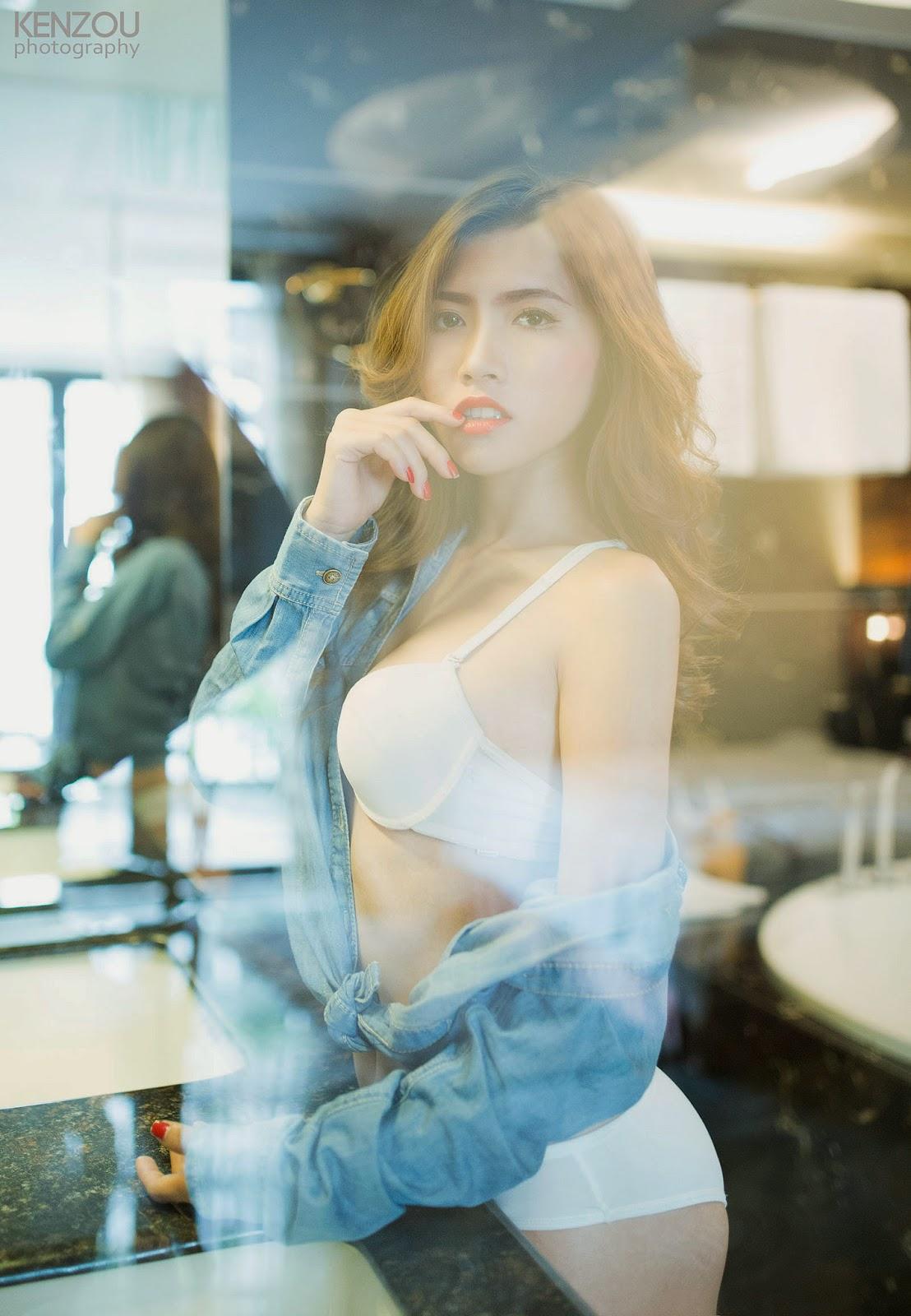 Cùng ngắm gái xinh với jeans cá tính & quyến rũ - Hình 14