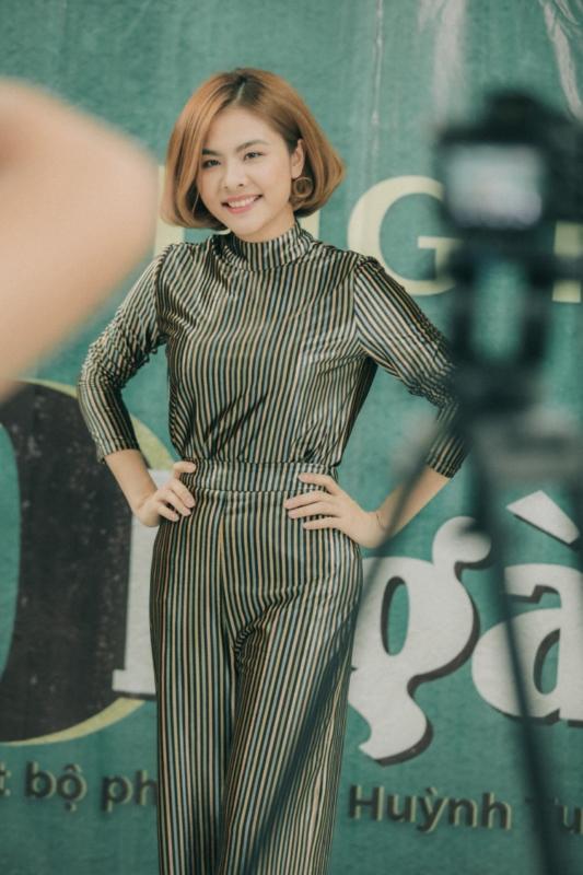 Diễn viên Vân Trang hào hứng với dự án phim điện ảnh 90 Ngày Hạ - Hình 2