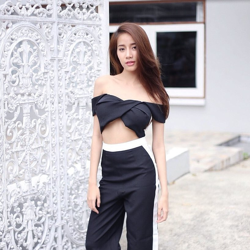 Vẻ ngoài gợi cảm của Pichana Yoosuk nữ thần nội y Thái Lan - Hình 8
