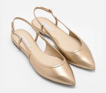 7 kiểu giày đế bằng dễ phối hợp nhất - Hình 1