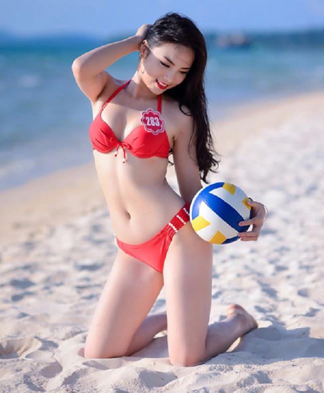 Đây là những mỹ nữ có thân hình đẹp nhất các kỳ Hoa hậu Việt Nam - Hình 15