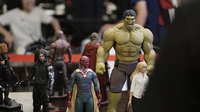 Cư dân mạng ghen tị đỏ mắt với bộ sưu tập mô hình siêu anh hùng của 9X Hà Nội - Hình 6