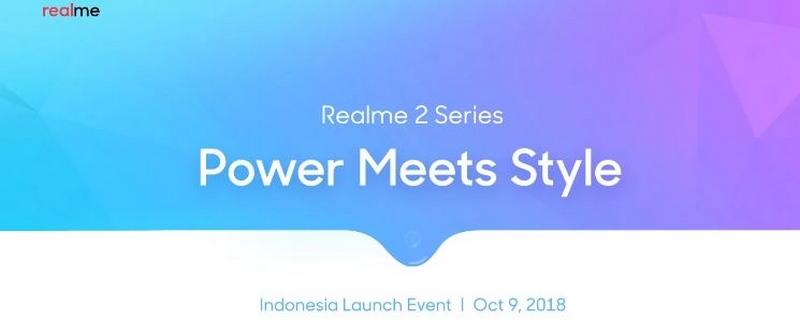 Realme 2 sẽ ra mắt tại Indonesia vào ngày 9/10, tại Việt Nam muộn hơn - Hình 1