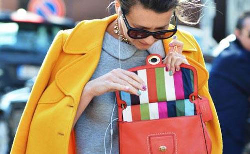 Bí quyết chọn túi xách phù hợp dáng người - Hình 9