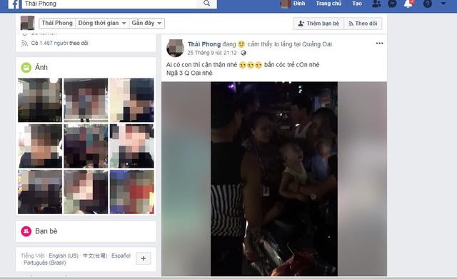 Hà Nội: Điều tra nghi án bắt cóc bé trai 3 tuổi bị lạc mẹ ở siêu thị - Hình 1