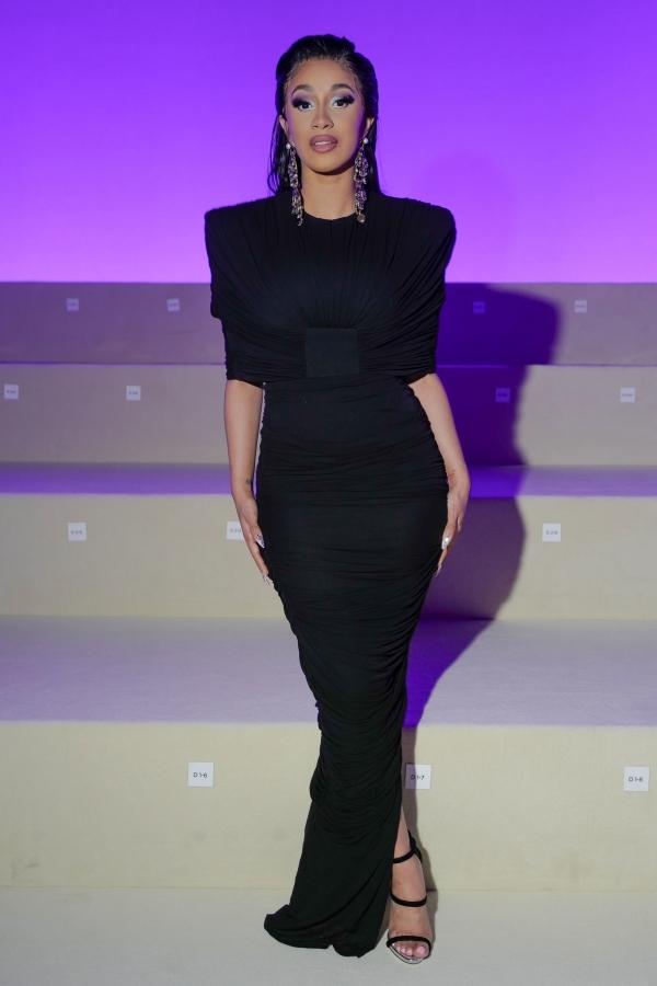 Natalie Portman đẹp nhất tuần với đầm xẻ ngực - Hình 5
