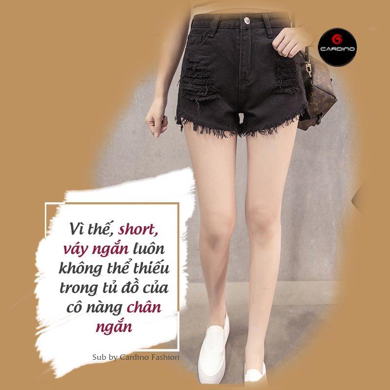 10 nỗi khổ về thời trang chỉ cô nàng chân ngắn mới hiểu - Hình 10