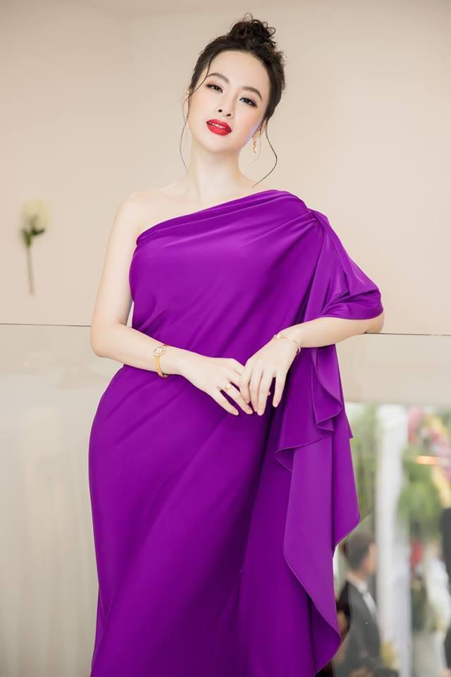 Hoa hậu 3 con không kém cạnh Angela Phương Trinh, Mâu Thuỷ khi đụng váy - Hình 6