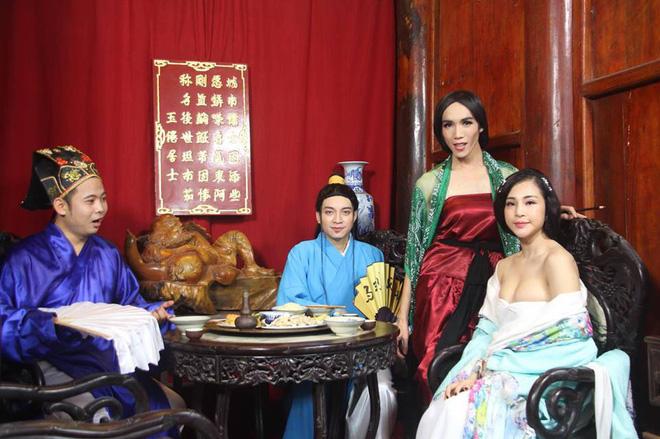 Cận cảnh nhan sắc nóng bỏng của nữ chính phim Tân Kim Bình Mai bản Việt - Hình 2