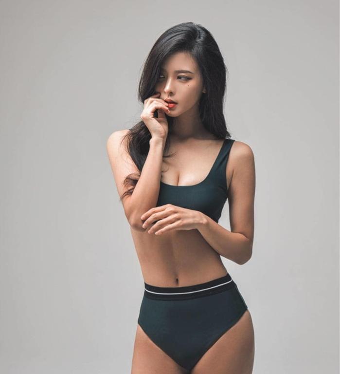 Cận cảnh body nóng bỏng của siêu mẫu Hàn Quốc La Jyong, đảm bảo ai nhìn cũng yêu liền! - Hình 4
