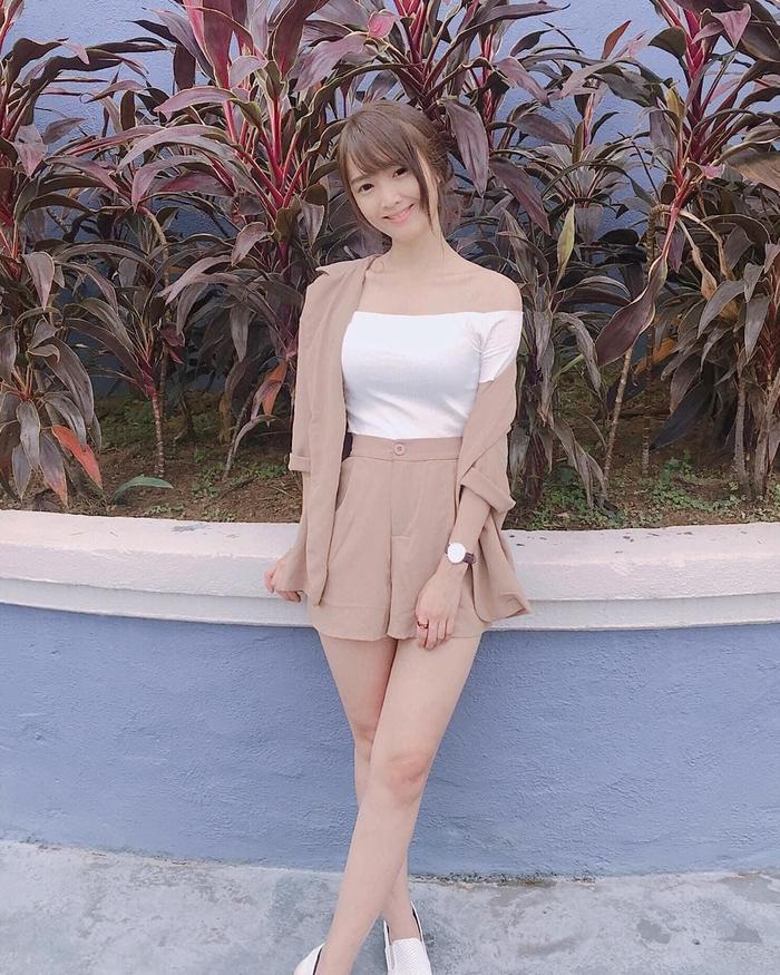 Cận cảnh nhan sắc xinh đẹp của hot girl xứ tỉ dân Trung Quốc Shi Orii làm xao xuyến bao ánh nhìn - Hình 6