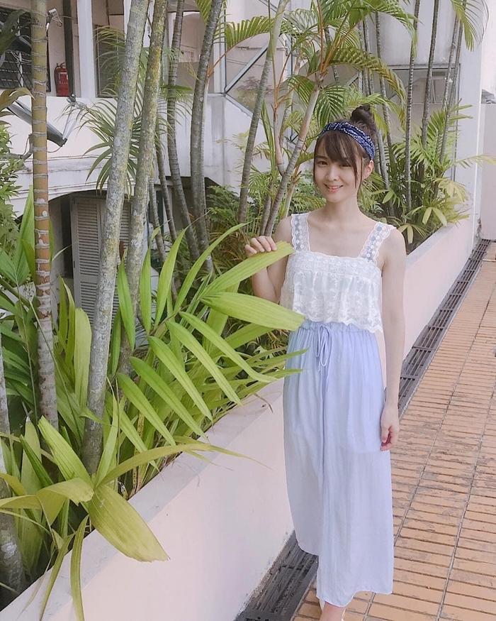 Cận cảnh nhan sắc xinh đẹp của hot girl xứ tỉ dân Trung Quốc Shi Orii làm xao xuyến bao ánh nhìn - Hình 12
