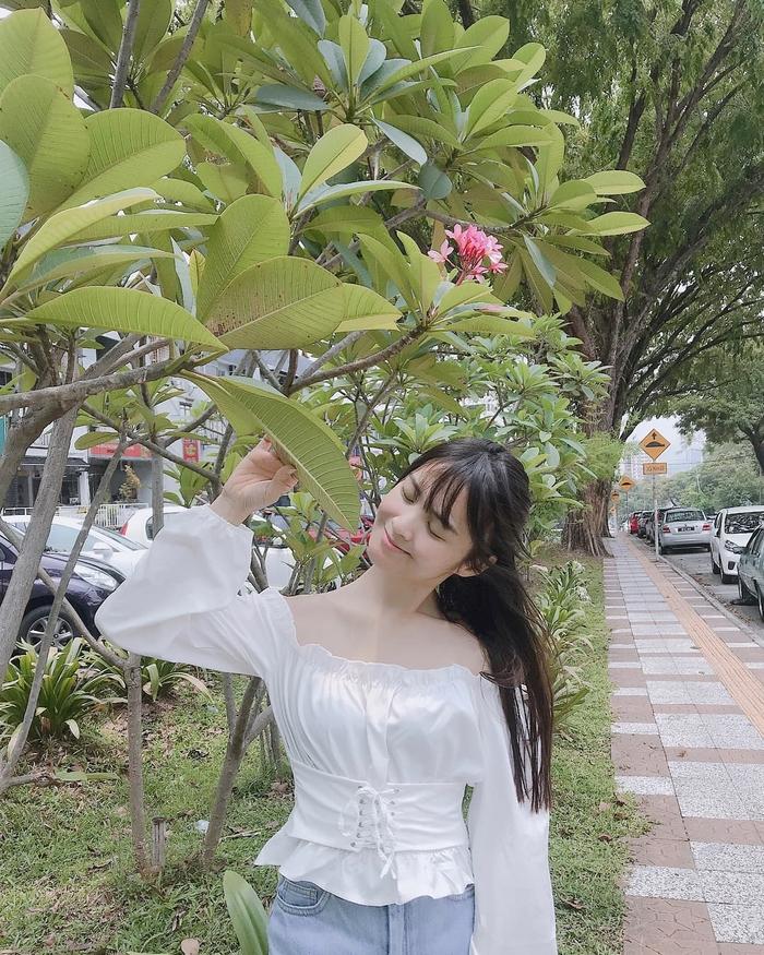 Cận cảnh nhan sắc xinh đẹp của hot girl xứ tỉ dân Trung Quốc Shi Orii làm xao xuyến bao ánh nhìn - Hình 15