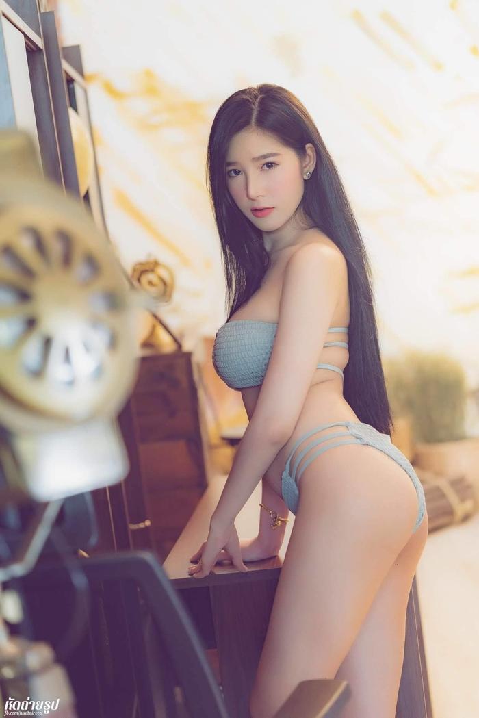 Nhức mắt với bộ ảnh bikini táo bạo của Sukanya Moey, thách ai cầm cự được đến cuối! - Hình 7
