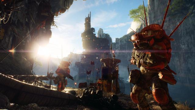 Chiêm ngưỡng gameplay đẹp chết ngất của Anthem - Game bắn súng nhập vai bom tấn - Hình 1
