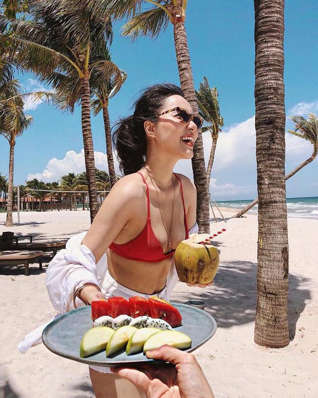 Cô gái Việt kiếm bộn tiền từ việc ăn ngon, mặc đẹp, đi du lịch sang chảnh - Hình 3