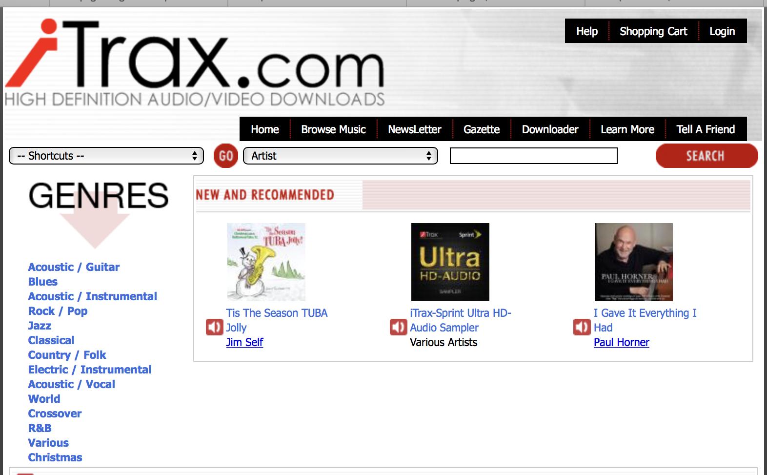 Những website tốt nhất để download nhạc Hi-res - Thế giới số