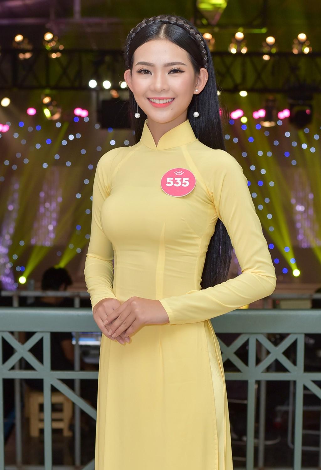 Rụng rời trước nhan sắc của 10 cô nàng có khả năng là Hoa hậu Việt Nam 2018 - Hình 12