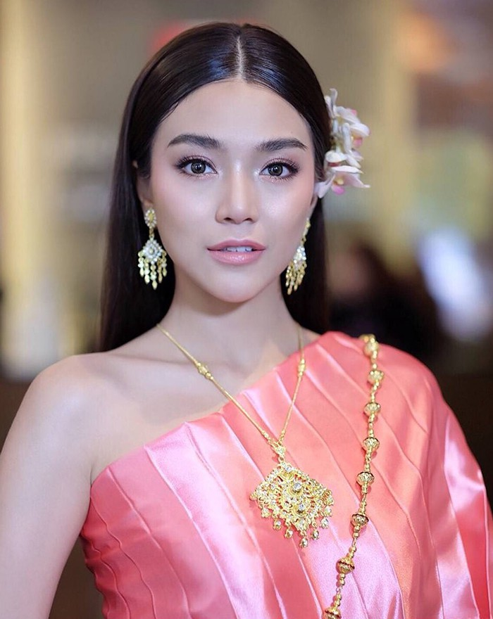 Top mỹ nhân con nhà người ta của Thái Lan: Đã đẹp lại còn là Thủ khoa, Á khoa của loạt trường Đại học danh tiếng - Hình 21