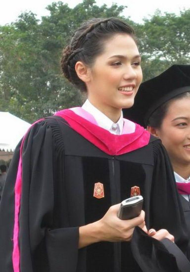 Top mỹ nhân con nhà người ta của Thái Lan: Đã đẹp lại còn là Thủ khoa, Á khoa của loạt trường Đại học danh tiếng - Hình 7