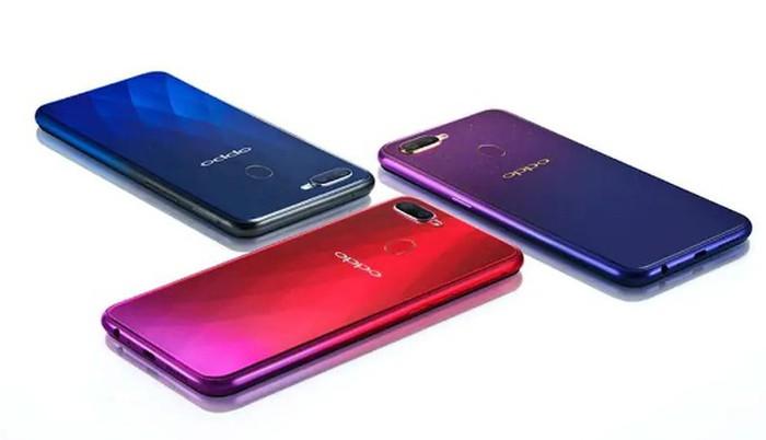 9 smartphone có màu đẹp nhất năm 2018 - Hình 1
