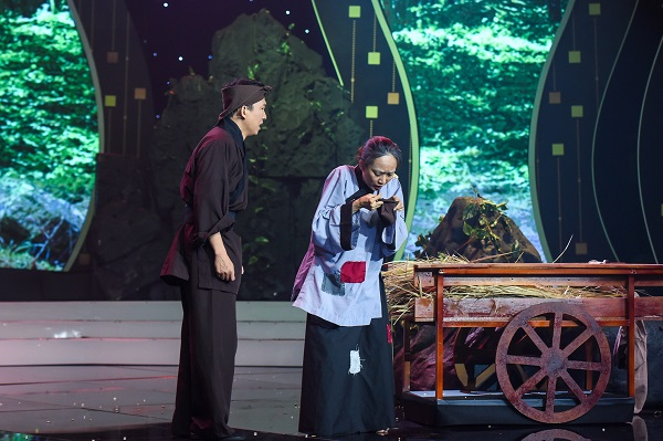 Cùng cảm xúc, danh ca Phương Dung, Ngọc Sơn, nghệ sĩ Thanh Hằng khóc như mưa tại Tinh hoa hội tụ - Hình 2