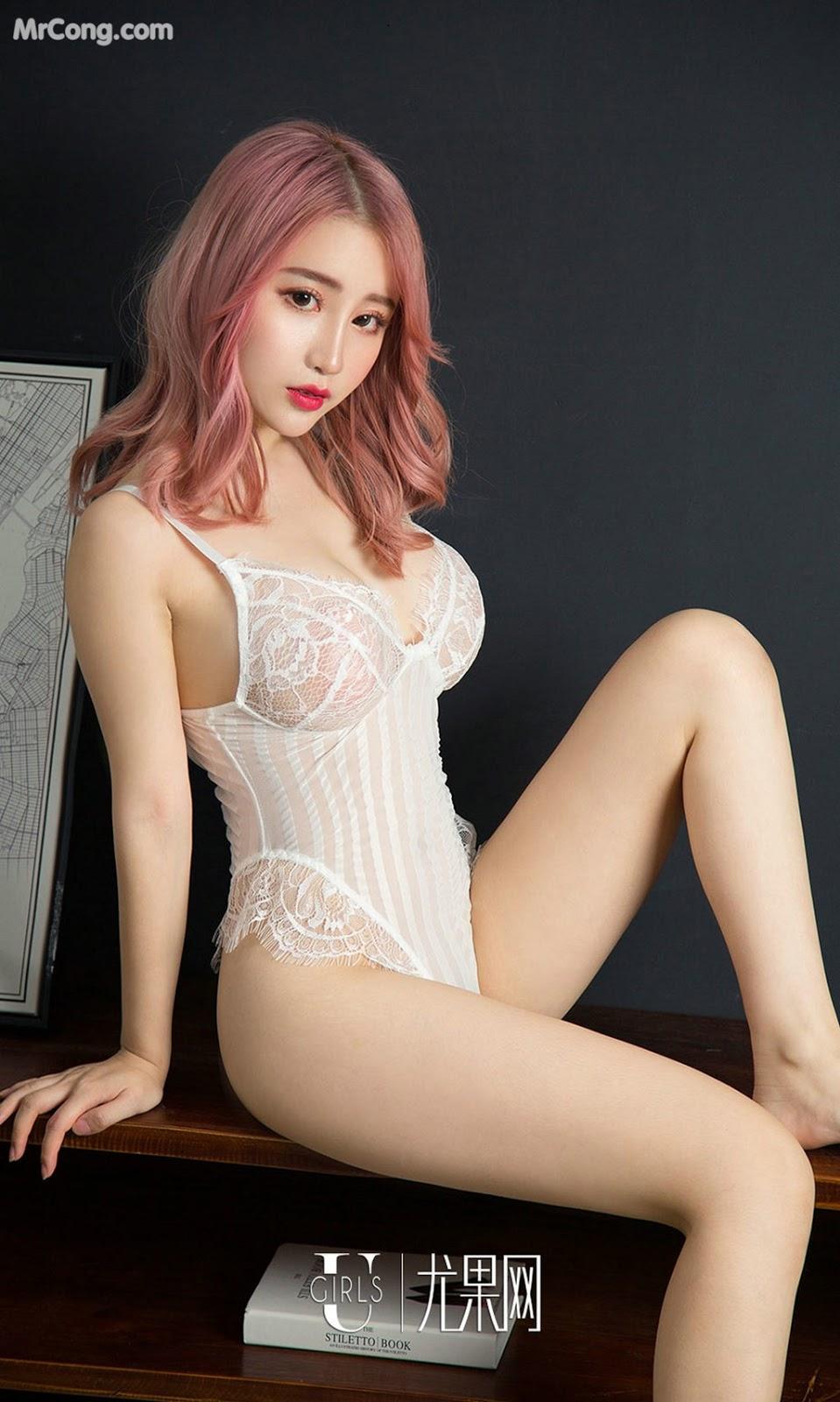 Đã mắt ngắm nhìn thân hình cực bốc lửa của nàng mẫu Cherry với nhan sắc xinh đẹp - Hình 4