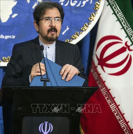Iran xác nhận bắt giữ một công dân Mỹ - Hình 1