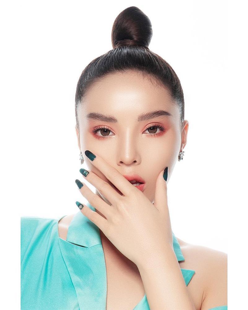 Vừa lên chức bà chủ tiệm nail đã liên tiếp bị chê đắt mà làm xấu thấy gớm, Hoa hậu Kỳ Duyên tự răn mình gắng chỉn chu - Hình 1