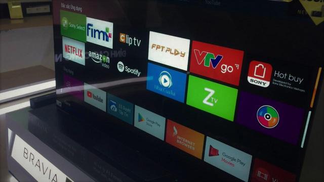 Cả thế giới giải trí bỗng chốc thu bé lại trong chiếc Sony Android TV - Hình 2