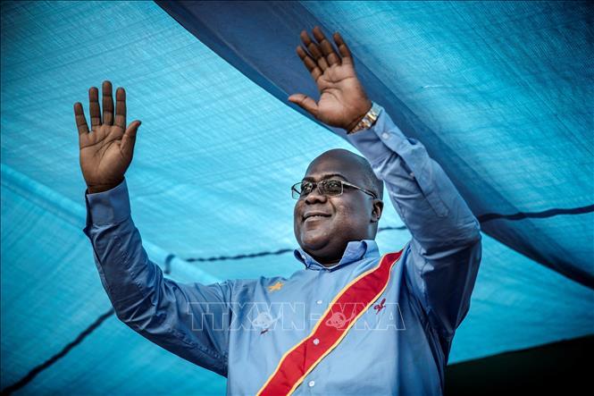 Bầu cử tại Congo: Liên minh cầm quyền chiếm đa số tại Quốc hội - Hình 1