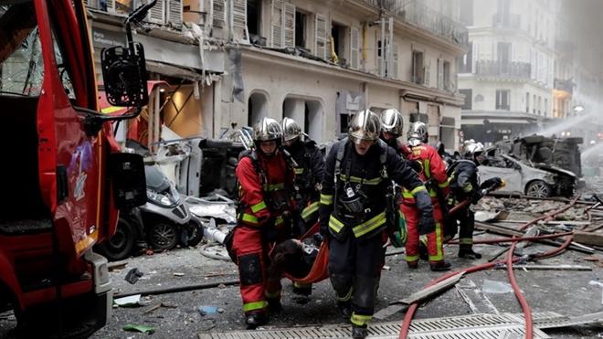 Chưa ghi nhận người Việt bị ảnh hưởng bởi vụ nổ ở Paris - Hình 1