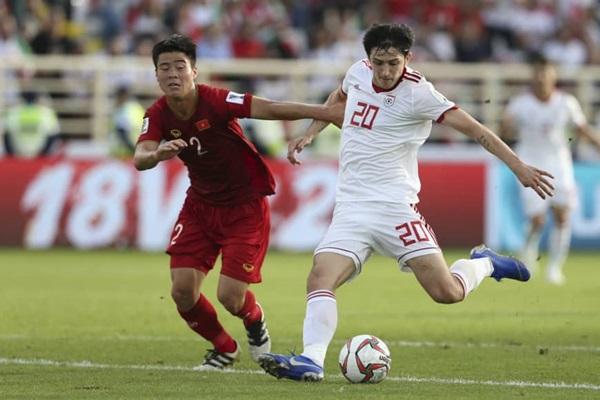 Dư âm trận Việt Nam 0-2 Iran: Nỗi lo từ Duy Mạnh! - Hình 1