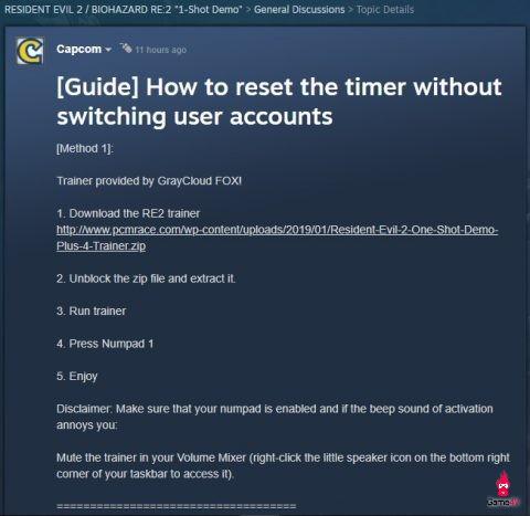 Resident Evil 2 Remake tung bản chơi thử miễn phí, game thủ PC lập tức vọc cách xóa bỏ giới hạn giờ chơi - Hình 3