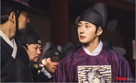 Haechi: Công bố tạo hình Hoàng tử của Jung Il Woo, đạo diễn Huyền thoại Iljimae chính là người sản xuất - Hình 2