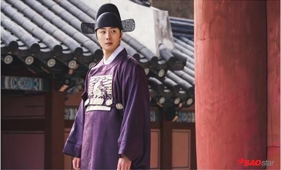 Haechi: Công bố tạo hình Hoàng tử của Jung Il Woo, đạo diễn Huyền thoại Iljimae chính là người sản xuất - Hình 1