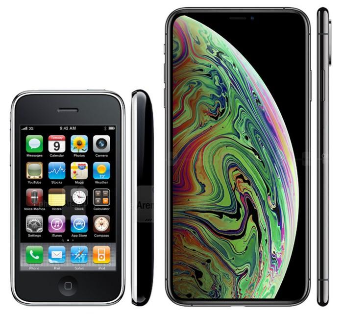 Những chiếc smartphone cao cấp trông như thế nào 10 năm trước? - Hình 1