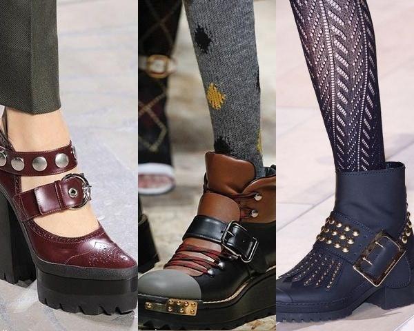 8 xu hướng giày đẹp ngất ngây cho mùa Lễ hội cuối năm - Hình 8
