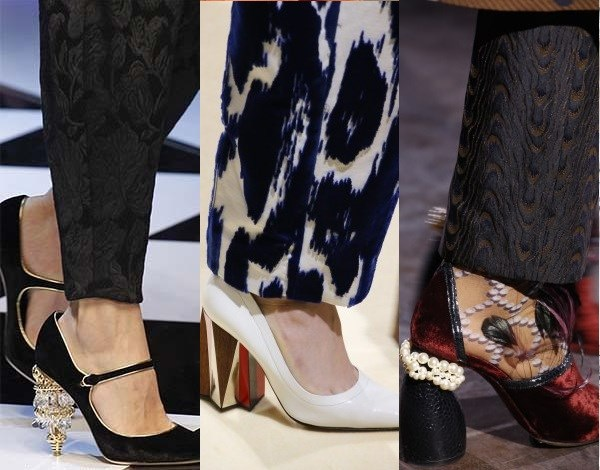 8 xu hướng giày đẹp ngất ngây cho mùa Lễ hội cuối năm - Hình 10