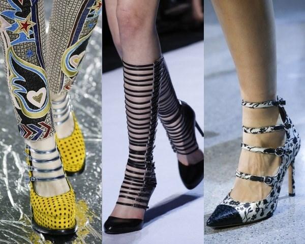 8 xu hướng giày đẹp ngất ngây cho mùa Lễ hội cuối năm - Hình 7