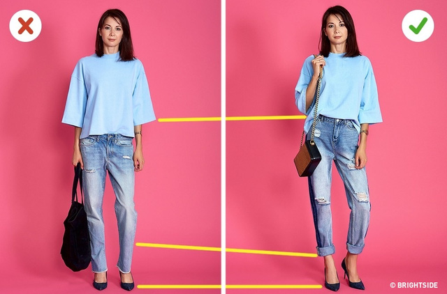 5 cách ăn mặc để cao hơn trông thấy - Hình 4