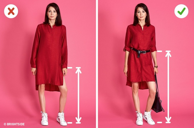5 cách ăn mặc để cao hơn trông thấy - Hình 6